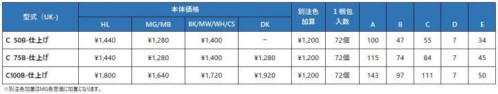 uk-c50b,uk-c75b,uk-c100b,uk-c75b2,クーラー用スリーブキャップ